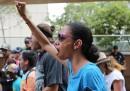 Le proteste degli aborigeni in Australia