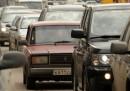 La crisi dell'auto in Russia