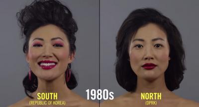 Cento anni di acconciature delle donne in Corea