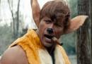 Il remake di Bambi con The Rock