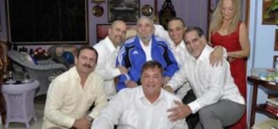 Le nuove foto di Fidel Castro