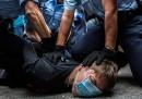 Le nuove proteste a Hong Kong
