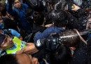 Proteste a Hong Kong