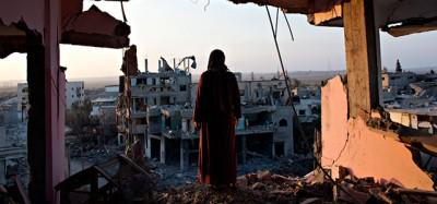 Le fotografie da Gaza di Heidi Levine