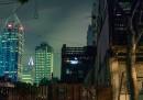Shanghai di notte