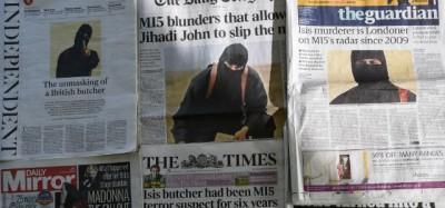 """Le novità su """"Jihadi John"""""""