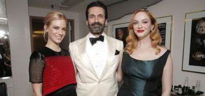 La serata di gala di Mad Men