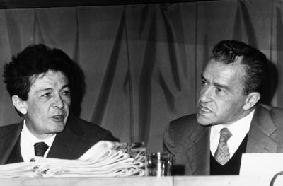 Berlinguer e Ingrao