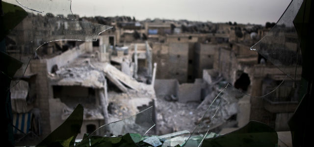 Quattro anni Siria