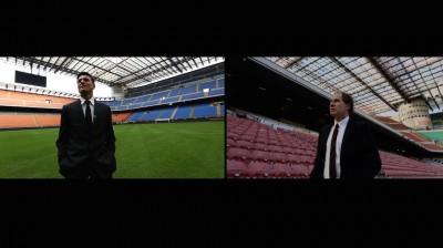 Lo stadio di San Siro, raccontato da Zanetti e Baresi