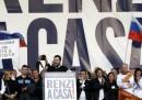La manifestazione di Salvini a Roma è stata un insuccesso