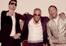 "Pharrell Williams e Robin Thicke sono stati condannati per il plagio di ""Blurred Lines"""