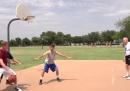 Stereotipi del campetto di basket