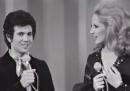 Il video di Mina che canta con Lucio Battisti nel 1972