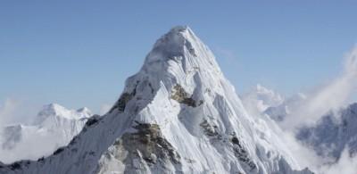 Le montagne dell'Himalaya in alta definizione
