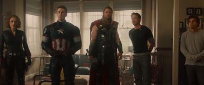 """Il terzo trailer di """"Avengers: Age of Ultron"""""""