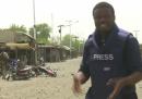 Dentro una città distrutta da Boko Haram