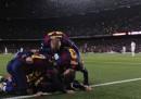 Il Barcellona ha vinto il Clásico