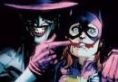 La copertina ritirata di Batgirl