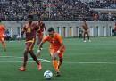 La nazionale di calcio più scarsa del mondo ha vinto un'altra partita