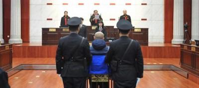 In Cina processo = condanna