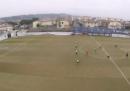 L'Empoli ha usato un drone per riprendere i propri allenamenti – video