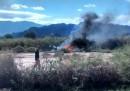 L'incidente tra elicotteri in Argentina