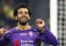 Juventus-Fiorentina, partita di andata della semifinale di Coppa Italia, è finita 1 a 2