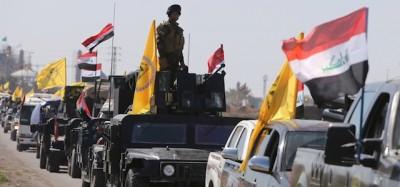 L'Iraq – e l'Iran – contro l'ISIS a Tikrit