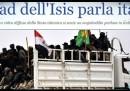 Tutte le bufale sull'ISIS