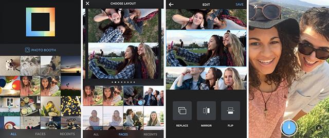 la nuova app di Instagram