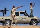 Il nuovo attacco contro Tripoli