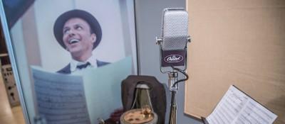 La mostra su Frank Sinatra a New York
