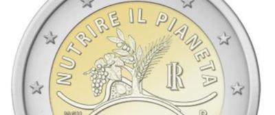 Le nuove monete da due euro, per Dante e l'EXPO