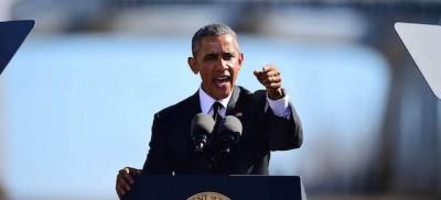 """Obama: """"La nostra marcia non è ancora finita"""""""