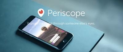 Che cos'è Periscope