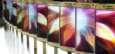 I nuovi Samsung Galaxy S6