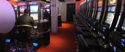 L'Italia e i soldi delle slot machine