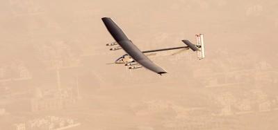 Il giro del mondo su un aereo solare