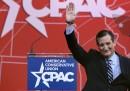 Ted Cruz si è candidato alla presidenza degli Stati Uniti