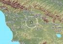 Nella notte ci sono stati diversi terremoti nella zona del Chianti, ma con magnitudo non superiore a 3.7