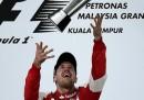 Vettel ha vinto il Gran Premio della Malesia