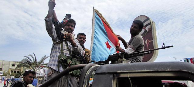 Home mondo il presidente dello yemen è scappato (di nuovo)