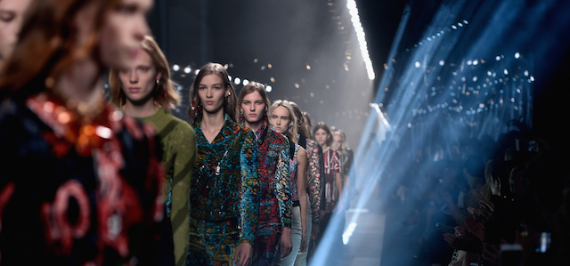 Louis Vuitton : Runway - Paris Fashion Week Womenswear Spring/Summer 2015