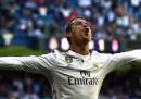 Tutti i nove gol del Real Madrid contro il Granada
