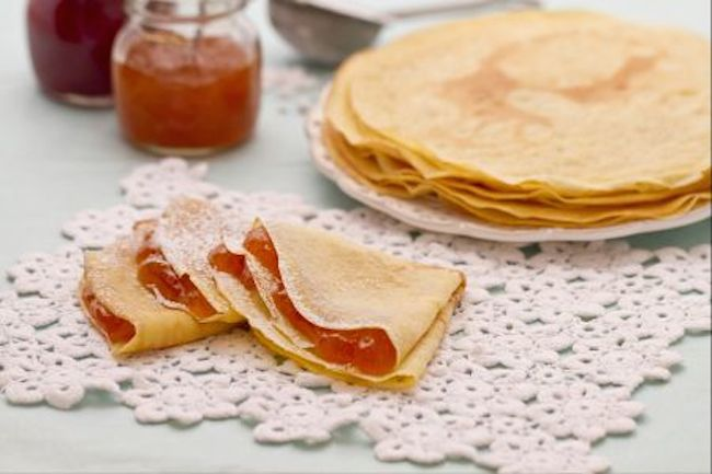 Ricetta 6 crepes dolci