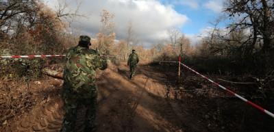 Il nuovo muro tra Bulgaria e Turchia