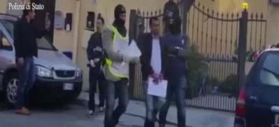 L'operazione antiterrorismo in Italia