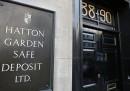 Il grande furto a Londra