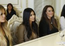 Le foto di Kim Kardashian in Armenia